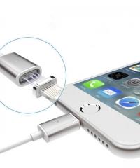 Mágneses telefontöltő kábel iPhone iPad